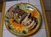 Hawaiian Roast Pork With Guava Jelly Glaze